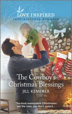 The cowboy's Christmas blessings
