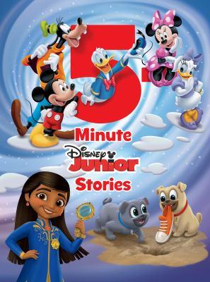 5-minute Disney Junior stories.
