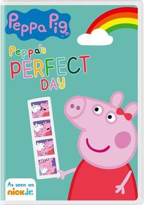 Peppa pig. Peppa's perfect day.