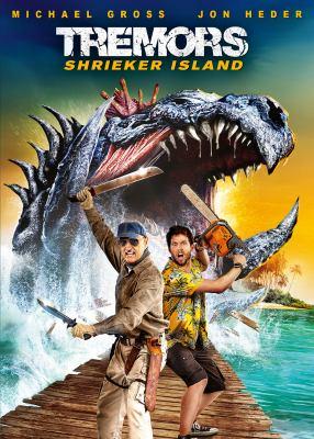 Tremors. Shrieker Island