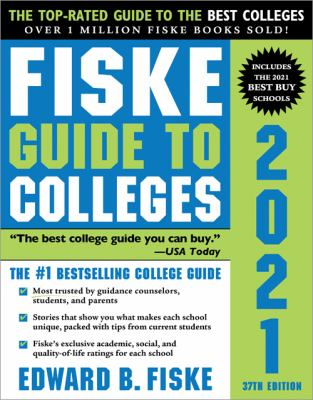 Fiske guide to colleges 2021