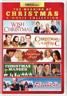 The meaning of Christmas : 5 Movie collection