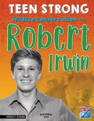 Wildlife conservation with Robert Irwin