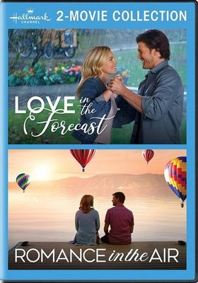 Love in the forecast ; Romance in the air.