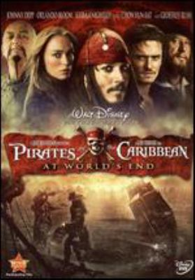 Pirates of the Caribbean. At world's end / Walt Disney Pictures presents in association with Jerry Bruckheimer Films ; produced by Jerry Bruckheimer ; written by Ted Elliott & Terry Rossio ; directed by Gore Verbinski.