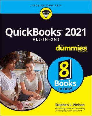 Quickbooks 2021 : all-in-one