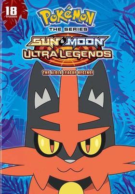 Pokemon the series sun & moon ultra legends. Season 22, set 2, Alola league begins!