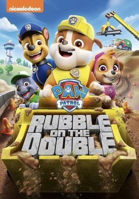 PAW patrol. Rubble on the double