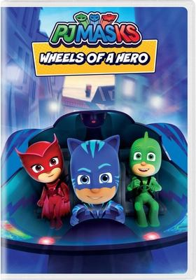 PJ Masks. Wheels of a hero.