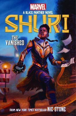 Shuri : the vanished