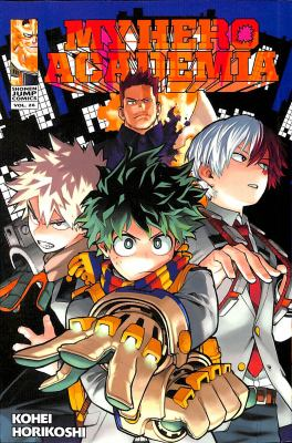 My hero academia. Vol. 26, The high, deep blue sky