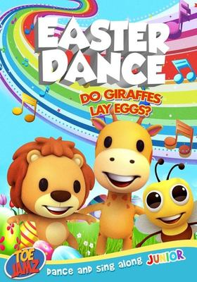 Easter dance : do giraffes lay eggs?
