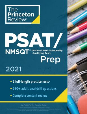 PSAT/NMSQT prep [2021] : with 3 practice tests