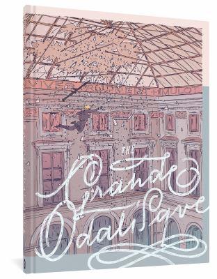 The grande odalisque