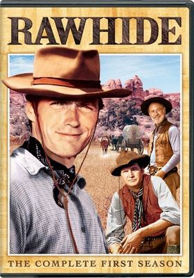 Rawhide. The complete first season.