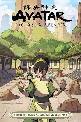 Avatar, the last airbender. Toph Beifong's metalbending academy