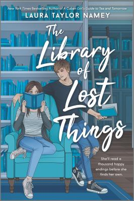 The library of lost things: a novel