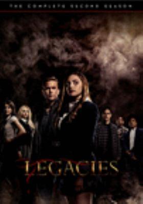 Legacies. The complete second season.