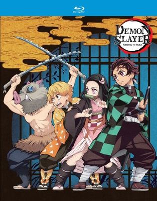 Demon slayer. Part 2 = Kimetsu no yaiba.