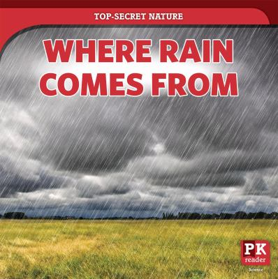 Where rain comes from