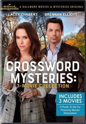 Crossword mysteries : 3-movie collection.