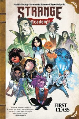Strange Academy. First class
