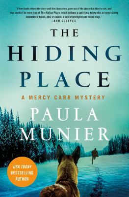 The hiding place / Paula Munier.