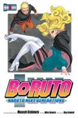 Boruto : Naruto next generations. Volume 8, Monsters