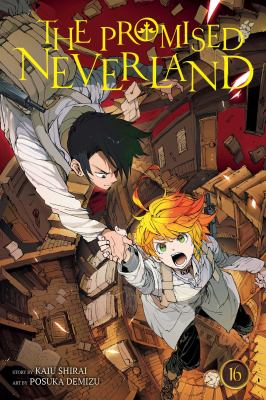 The promised neverland. Volume 16, Lost boy