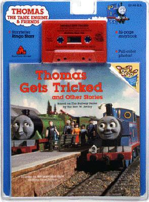 Thomas gets tricked from Britt Allcroft's production of Thomas the tank engine and friends.