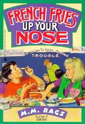 French fries up your nose