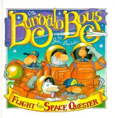 Flight of the space quester