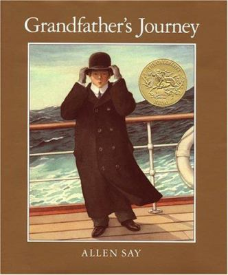 Grandfather's journey / written and illustrated by Allen Say.