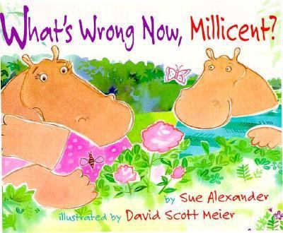 What's wrong now, Millicent?
