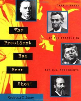 The President has been shot!.