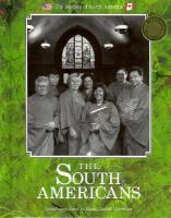 SOUTH AMERICANS. Cover Image
