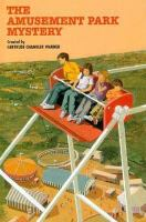 The amusement park mystery Book cover