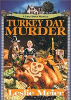 Turkey Day murder : a Lucy Stone mystery Book cover