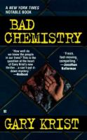 Bad chemistry  Cover Image