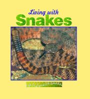 Go to record Living with snakes