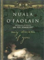 My dream of you Book cover