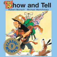 Show and tell  Cover Image