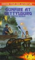 Gunfire at Gettysburg Book cover