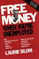 Free money when you're unemployed Book cover