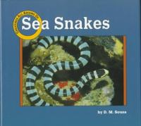 Go to record Sea snakes