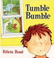 Tumble bumble Book cover