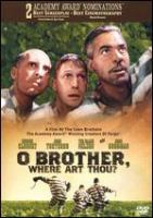O brother, where art thou?  Cover Image