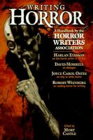 Writing horror  Cover Image