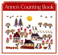 Anno's counting book Book cover