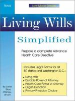 Living wills simplified  Cover Image